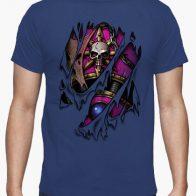 Camiseta Armadura Hijos del Emperador