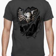Camiseta Armadura Guardia del Cuervo